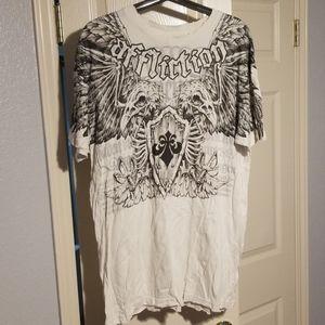 Affliction t-shirt XL